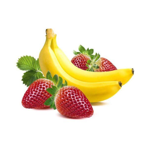 FW Strawberry Banana - Steam E-Juice | The Steamery