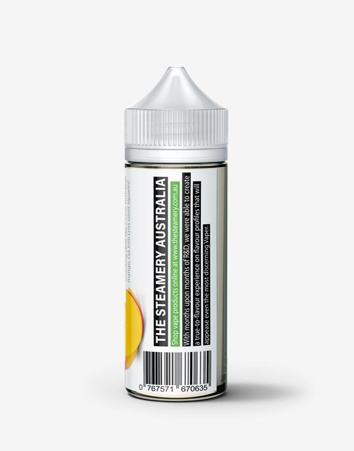 No 003 - Mango - Steam E-Juice   The Steamery